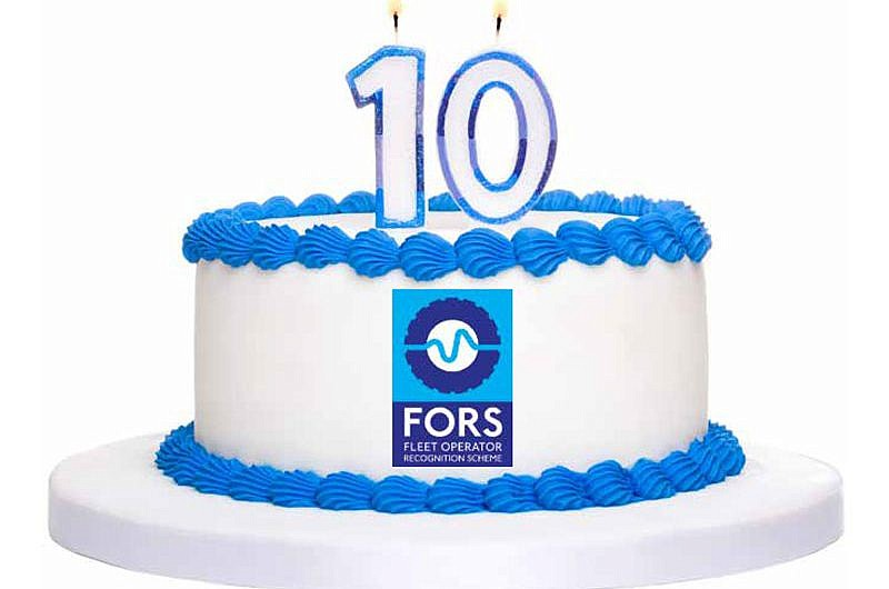 FORS - celebrating 10 years best practice - The Standard Magazine