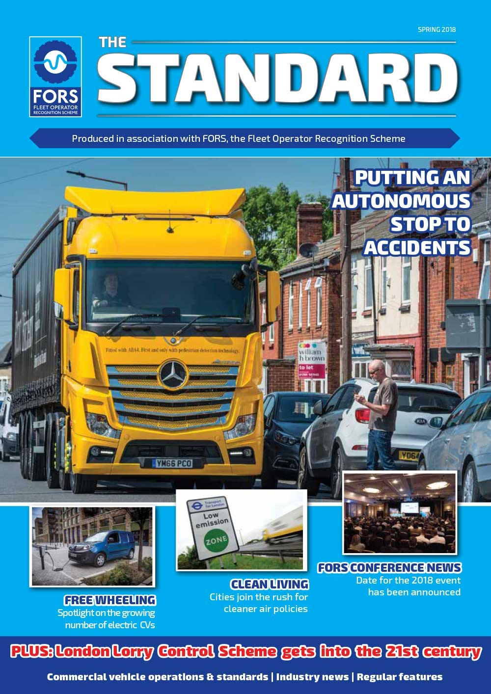 FORS Standard Issue 3 FC