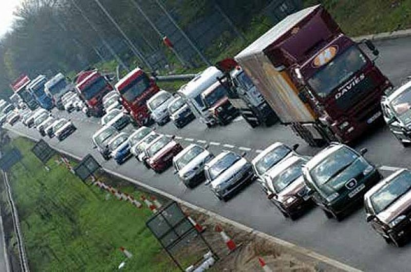 Survey reveals the true cost of traffic jams to businesses
