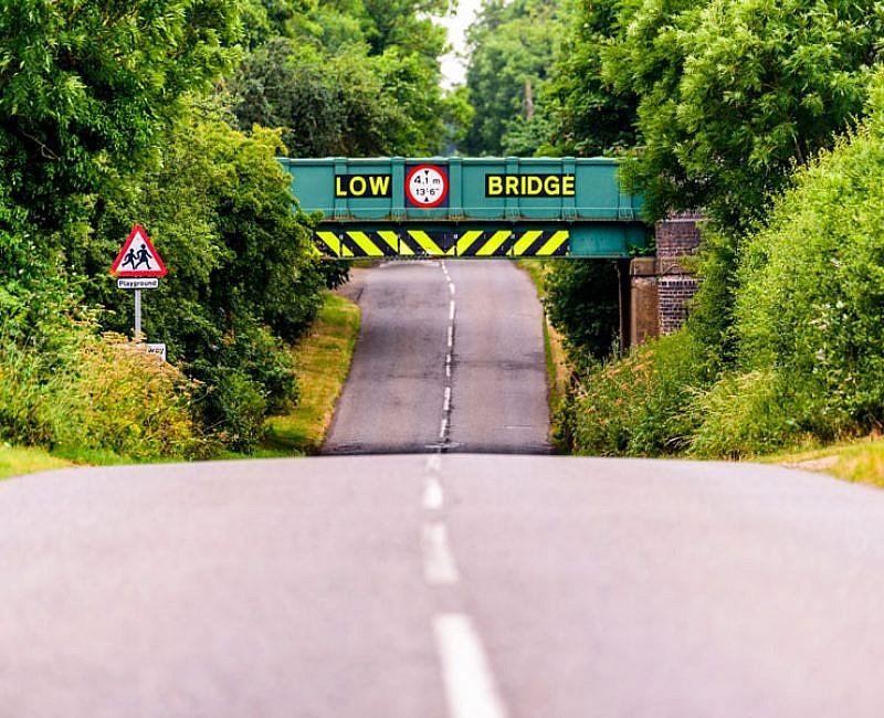 Prevention of bridge strikes