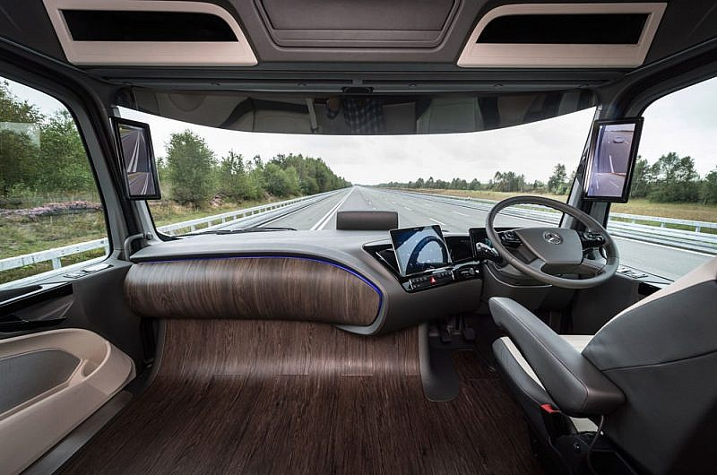 Dash to the future - truck dashboards - The Standard Magazine
