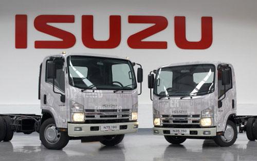 Lightweight Isuzu