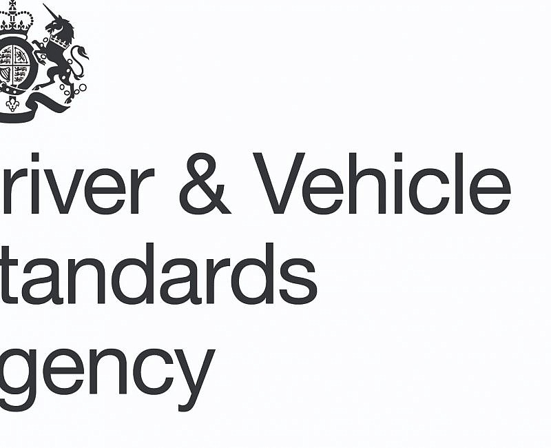 DVSA Logo The Standard Magazine