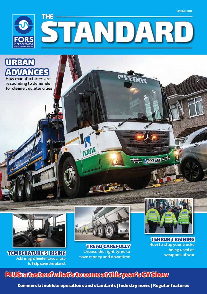 FORS Standard Spring 2019 Issue 5 FC