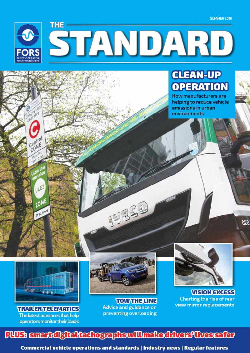 FORS Standard Summer Issue 2019 1