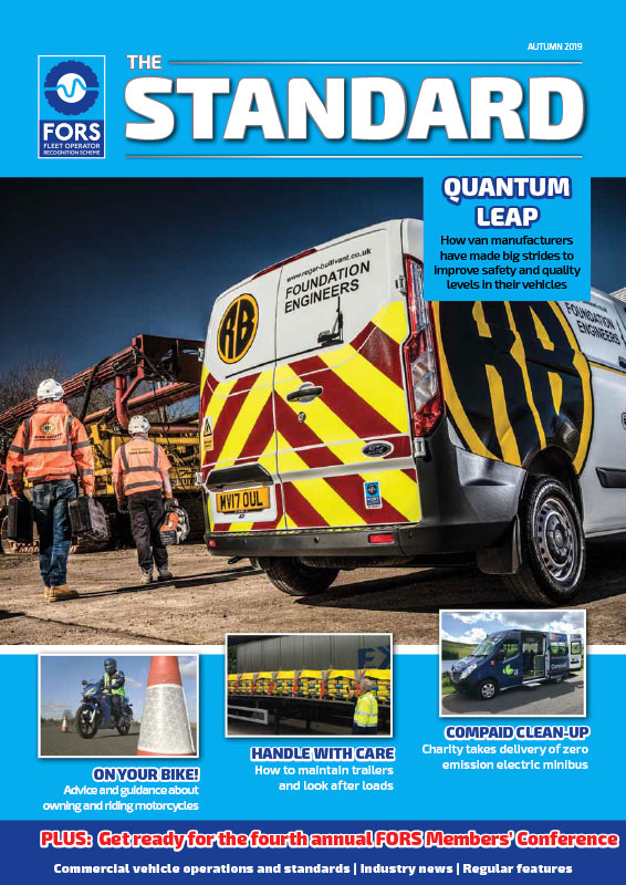 FORS Standard Publication Autumn 2019 Issue 1