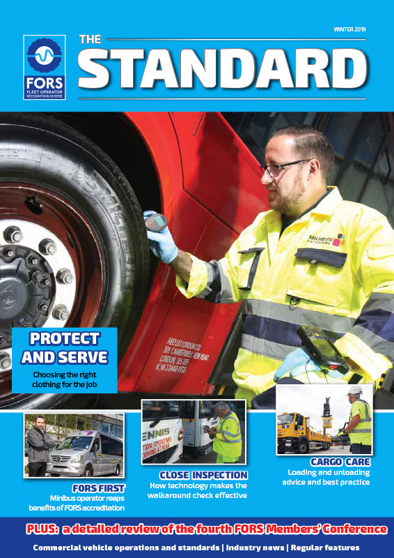 FORS Standard Winter 2019 1