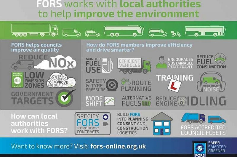 FORS Helps Local Authorities