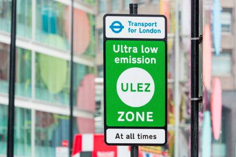 London's Ultra Low Emission Zone2
