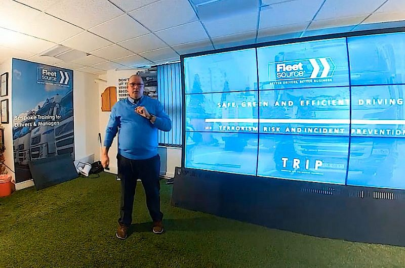 Fleet Source goes live with interactive TV