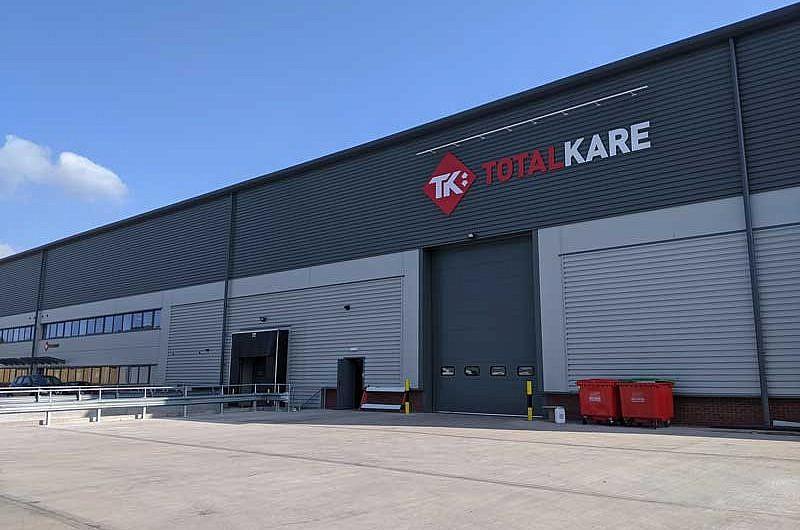 Totalkare Building