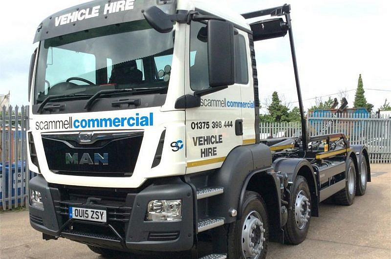 Scammell Commercial Essex