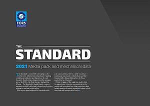 Fors Standard Magazine 2021 Media Pack 1