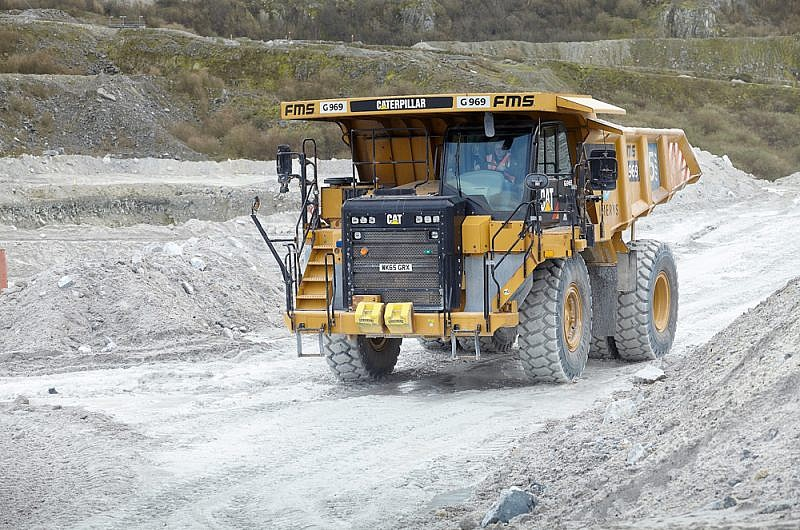 010321 Quarry Operator Cuts Costs And Downtime With Telematics Tyre Monitoring Solution