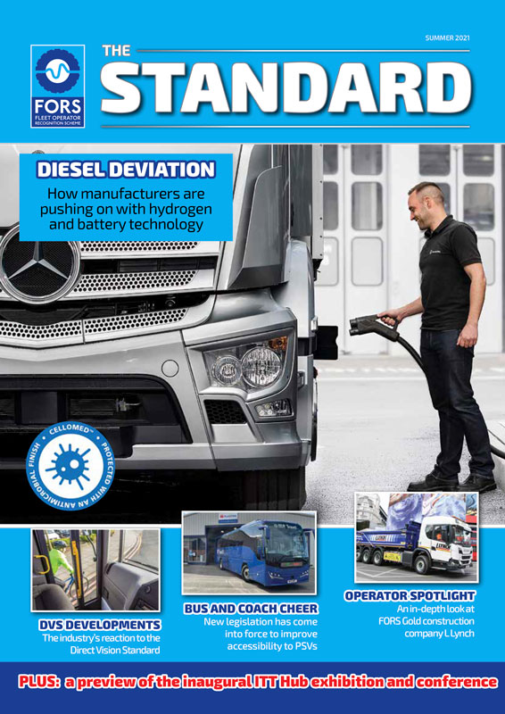 FORS Standard Summer Issue 2021 800px